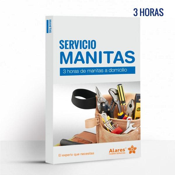 MANITAS BASICO (Pequeñas reparaciones y mantenimiento del hogar que no requieren especialización ni entraña riesgos)