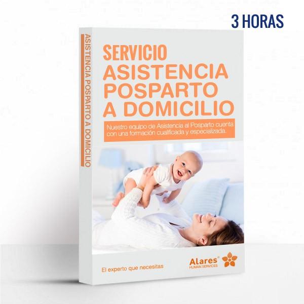 """""""SALUS"""", ASISTENCIA POSPARTO A DOMICILIO"""