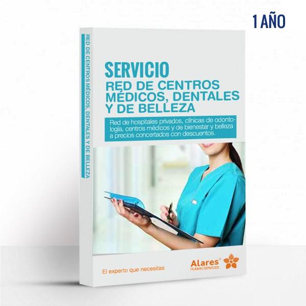 RED CONCERTADA DE CENTROS MÉDICOS, DENTALES Y DE BELLEZA
