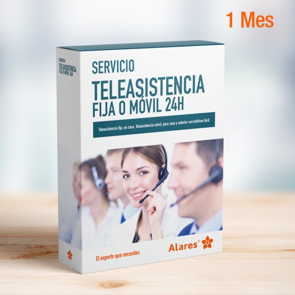TELEASISTENCIA 24 Horas