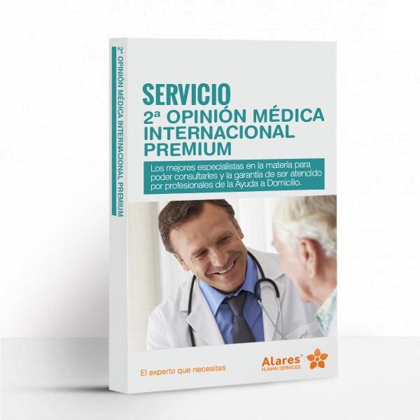 2ª OPINIÓN MÉDICA INTERNACIONAL PREMIUM y ASESORAMIENTO SOBRE ESPECIALISTAS EN EL MUNDO.