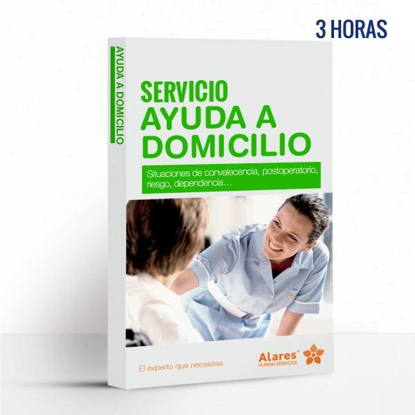 CUIDADO DE PERSONAS EN DOMICILIO U HOSPITAL