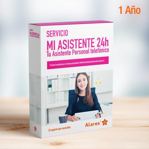 miAsistente 24 h (Concierge): Su Asistente Personal telefónico