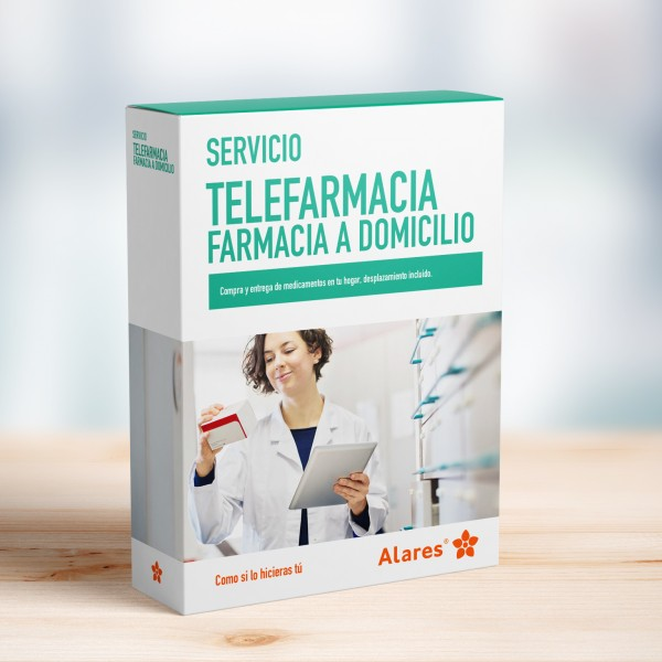 TELEFARMACIA 24 H: FARMACIA A DOMICILIO en cualquier lugar de España